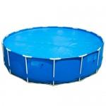 Зимние тенты для сборных бассейнов